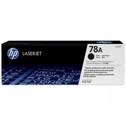 HP 78A LaserJet Toner Cartridge CE278A (Original)