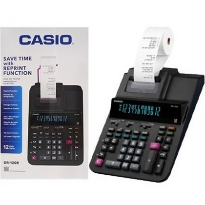 Casio Desktop Printer DR-120R