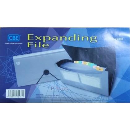 CBE Expanding File 4303